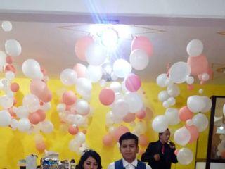 La boda de Nelly Rivera y Luis Cuevas 3