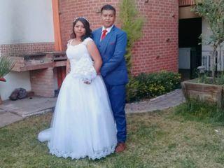 La boda de Nelly Rivera y Luis Cuevas