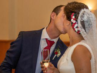 La boda de Mireia y Germán