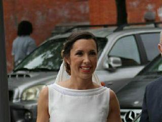 La boda de Verónika y Santi 1