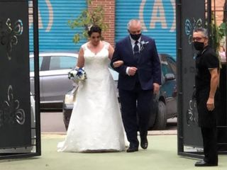 La boda de Cris y Jorge 2
