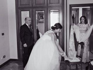La boda de Cristina y Imanol 1