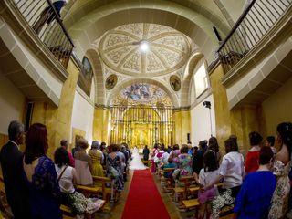 La boda de Cristina y Imanol 3