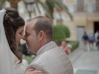 La boda de Elisabeth y Sergio