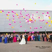 La boda de Yeni y Adri 1