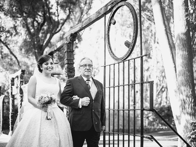 La boda de Carlos y Cristina en Alalpardo, Madrid 25