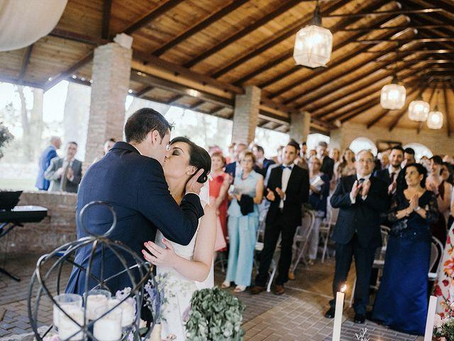 La boda de Carlos y Cristina en Alalpardo, Madrid 27