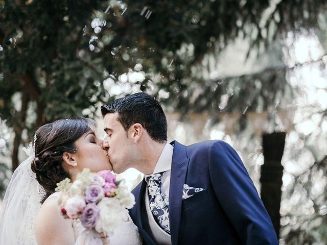 La boda de Carlos y Cristina en Alalpardo, Madrid 29