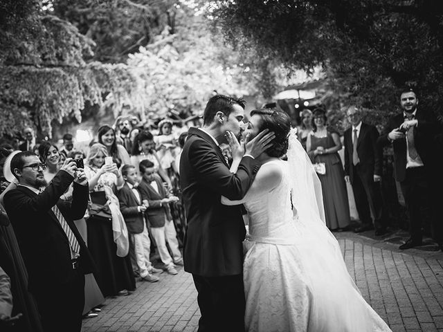 La boda de Carlos y Cristina en Alalpardo, Madrid 30