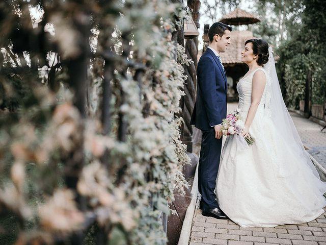 La boda de Carlos y Cristina en Alalpardo, Madrid 31
