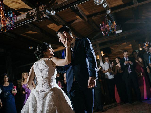 La boda de Carlos y Cristina en Alalpardo, Madrid 34