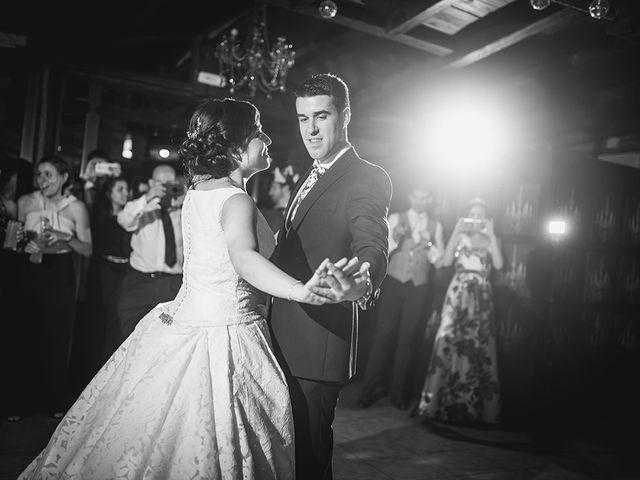 La boda de Carlos y Cristina en Alalpardo, Madrid 35
