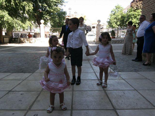 La boda de Alfonso y Lorena en Arganda Del Rey, Madrid 11