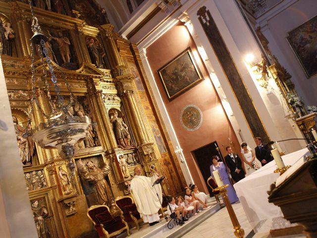 La boda de Alfonso y Lorena en Arganda Del Rey, Madrid 14