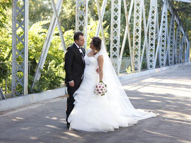 La boda de Alfonso y Lorena en Arganda Del Rey, Madrid 16