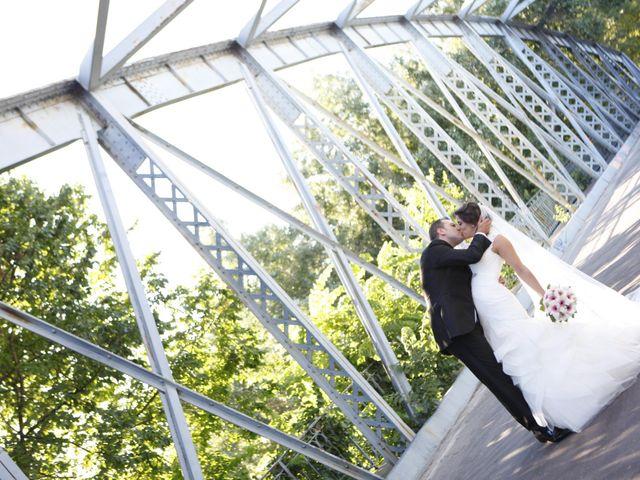 La boda de Alfonso y Lorena en Arganda Del Rey, Madrid 17