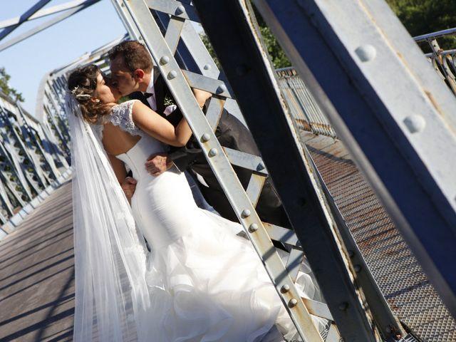 La boda de Alfonso y Lorena en Arganda Del Rey, Madrid 18