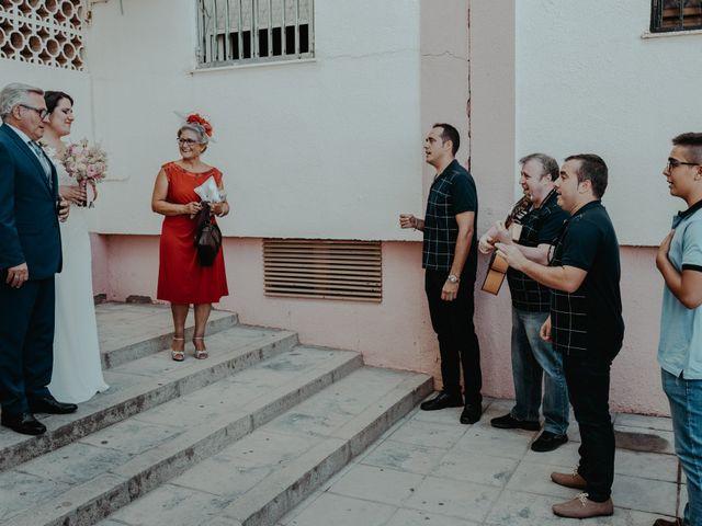 La boda de Miguel Ángel y Verónica en La Carolina, Jaén 22