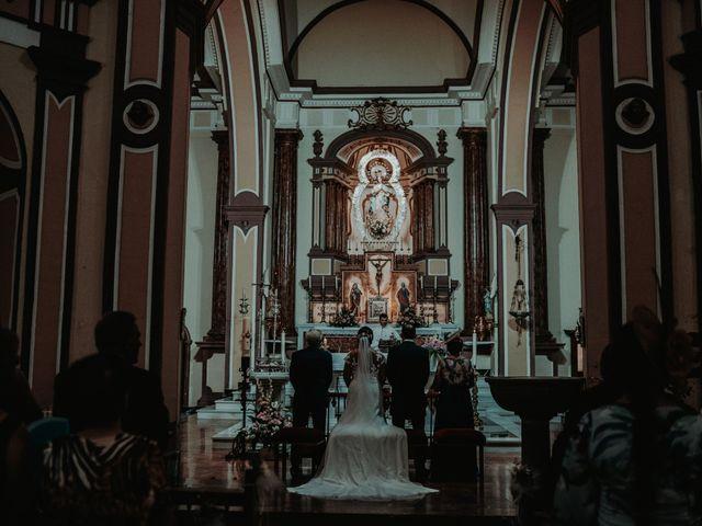 La boda de Miguel Ángel y Verónica en La Carolina, Jaén 25