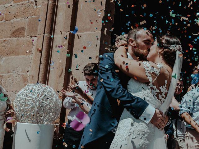 La boda de Miguel Ángel y Verónica en La Carolina, Jaén 1