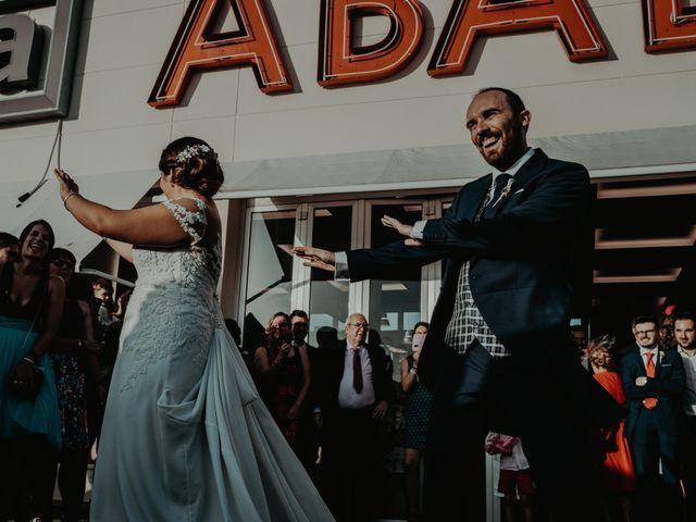 La boda de Miguel Ángel y Verónica en La Carolina, Jaén 36