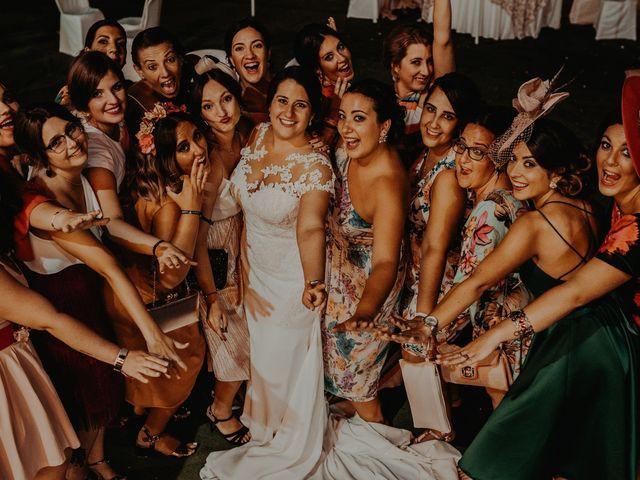 La boda de Miguel Ángel y Verónica en La Carolina, Jaén 37