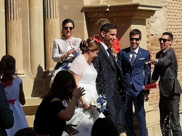 La boda de Alberto y Julia en Tamarite De Litera, Huesca 2