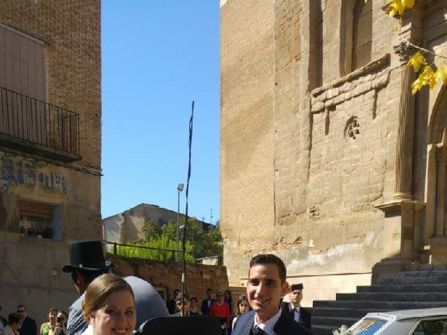 La boda de Alberto y Julia en Tamarite De Litera, Huesca 5