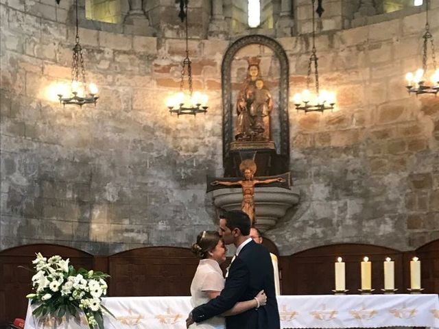La boda de Alberto y Julia en Tamarite De Litera, Huesca 7