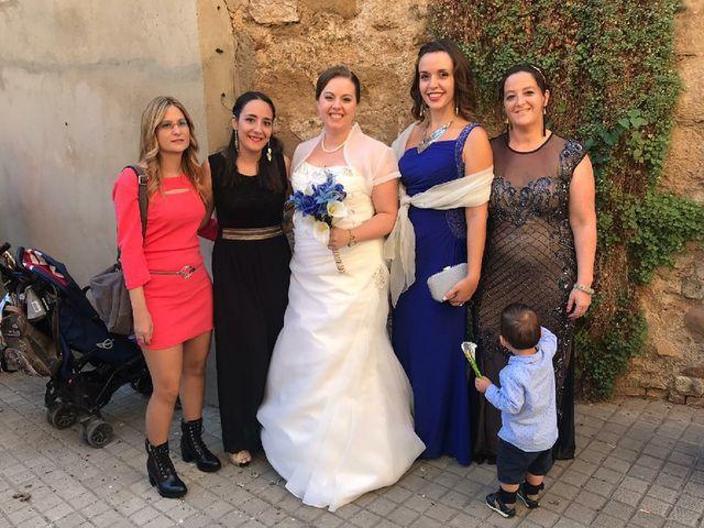 La boda de Alberto y Julia en Tamarite De Litera, Huesca 9