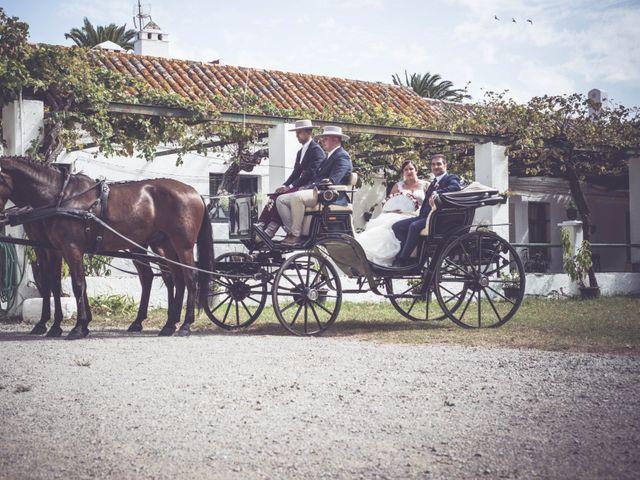 La boda de José Miguel y Mari Luz en Tarifa, Cádiz 20