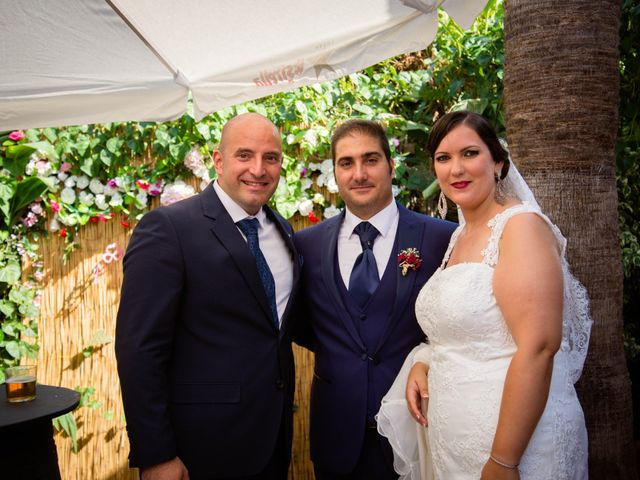 La boda de José Miguel y Mari Luz en Tarifa, Cádiz 22