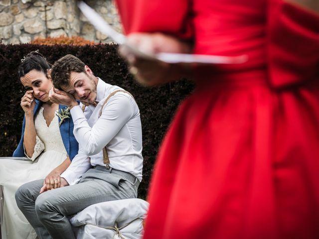La boda de Sergio y Natalia en Villatoro, Ávila 11