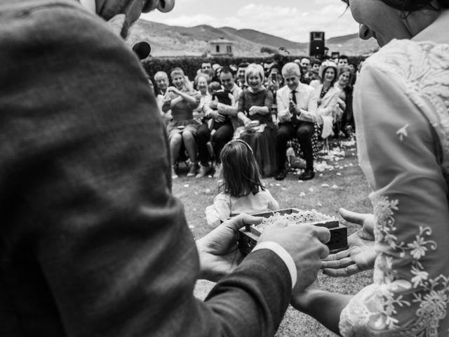La boda de Sergio y Natalia en Villatoro, Ávila 13