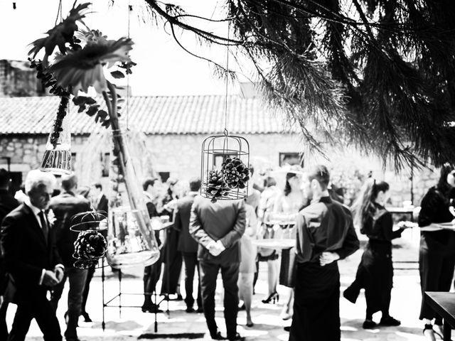 La boda de Sergio y Natalia en Villatoro, Ávila 15