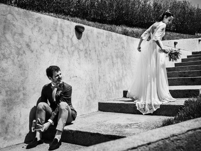 La boda de Sergio y Natalia en Villatoro, Ávila 16