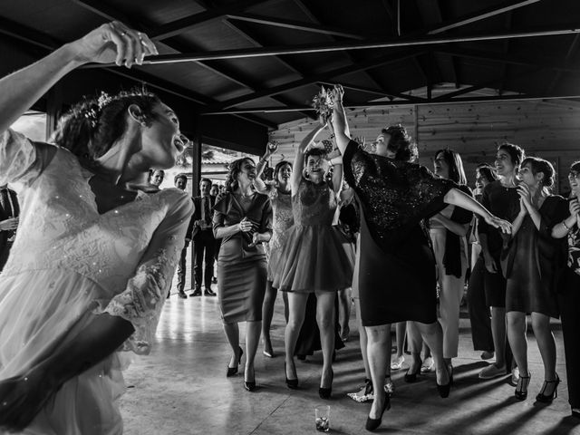 La boda de Sergio y Natalia en Villatoro, Ávila 21