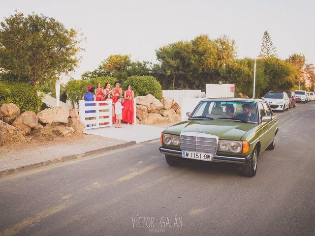 La boda de Christian  y Silvia en La Manga Del Mar Menor, Murcia 6