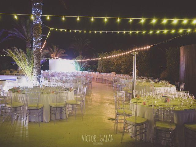 La boda de Christian  y Silvia en La Manga Del Mar Menor, Murcia 19