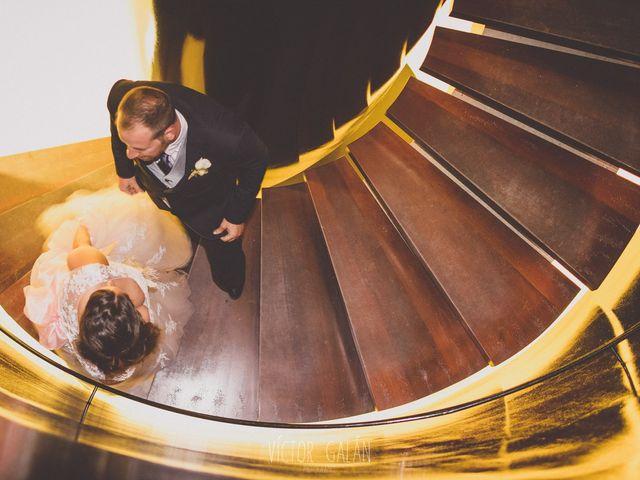 La boda de Christian  y Silvia en La Manga Del Mar Menor, Murcia 22
