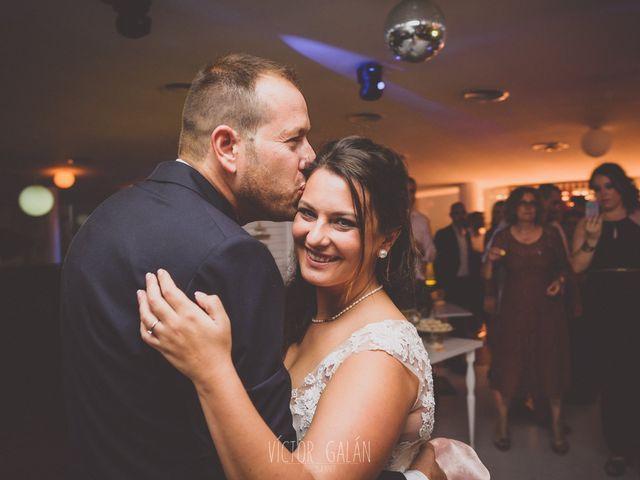 La boda de Silvia y Christian