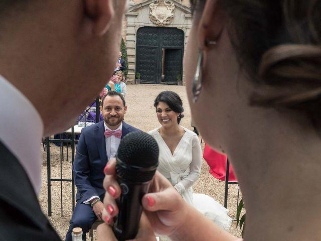 La boda de Miguel Angel y Valeria en San Fernando De Henares, Madrid 12