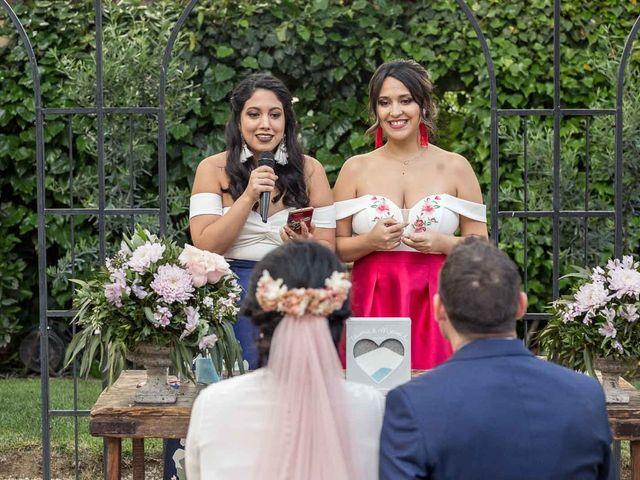 La boda de Miguel Angel y Valeria en San Fernando De Henares, Madrid 14