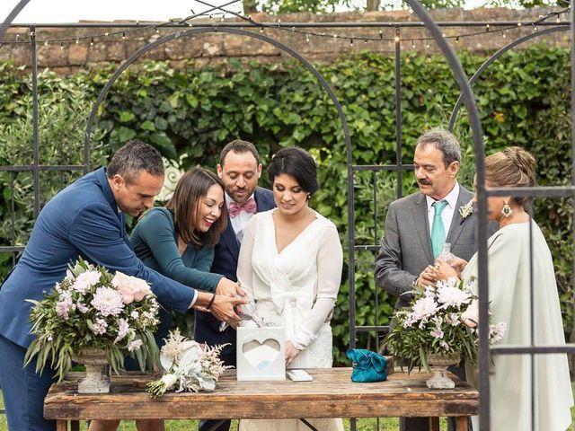 La boda de Miguel Angel y Valeria en San Fernando De Henares, Madrid 15