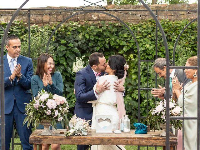 La boda de Miguel Angel y Valeria en San Fernando De Henares, Madrid 16