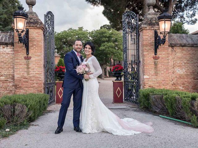 La boda de Miguel Angel y Valeria en San Fernando De Henares, Madrid 19