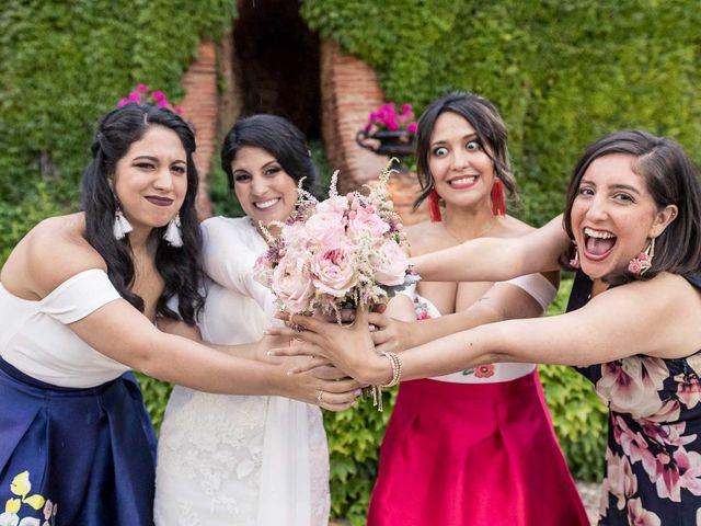 La boda de Miguel Angel y Valeria en San Fernando De Henares, Madrid 30