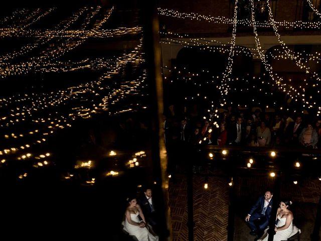 La boda de Miguel Angel y Valeria en San Fernando De Henares, Madrid 40