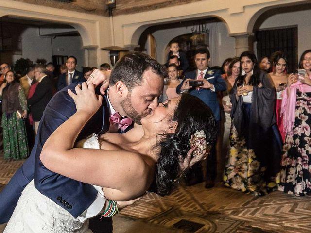 La boda de Miguel Angel y Valeria en San Fernando De Henares, Madrid 35