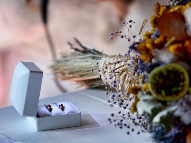 La boda de Tommy y Xia en Montornes Del Valles, Barcelona 2